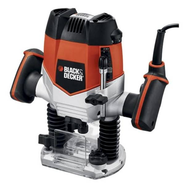 Router  RP250BE Black + Decker Guatemala